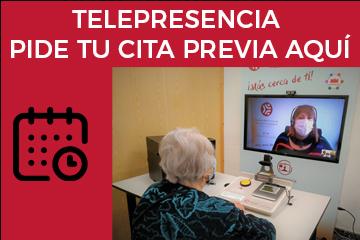 Cita Previa Telepresencia